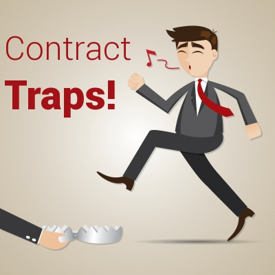 Contract traps fb
